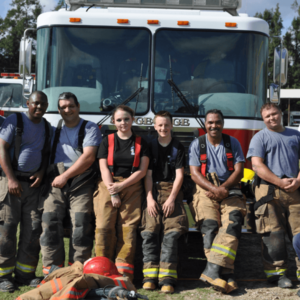 DCCTC Firefighting